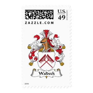 Escudo de la familia de Waldeck Sellos
