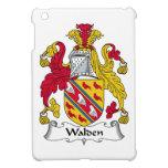 Escudo de la familia de Walden iPad Mini Fundas