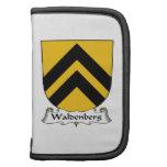 Escudo de la familia de Waldenberg Planificador