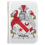 Escudo de la familia de Waldie