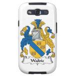 Escudo de la familia de Waldie Galaxy S3 Cobertura