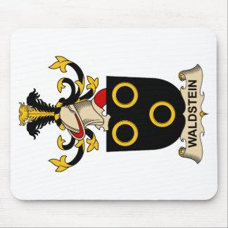 Escudo de la familia de Waldstein Alfombrillas De Ratón