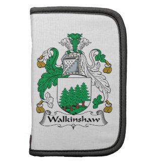 Escudo de la familia de Walkinshaw Organizadores