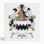 Escudo de la familia de Waller