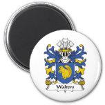 Escudo de la familia de Walters Iman De Nevera