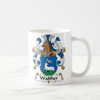 Escudo de la familia de Walther Taza