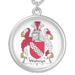 Escudo de la familia de Walwyn Joyeria Personalizada