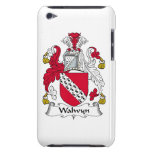 Escudo de la familia de Walwyn iPod Touch Carcasa