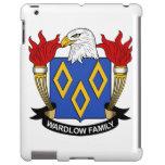 Escudo de la familia de Wardlow