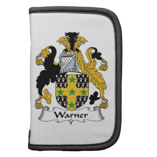 Escudo de la familia de Warner Organizador