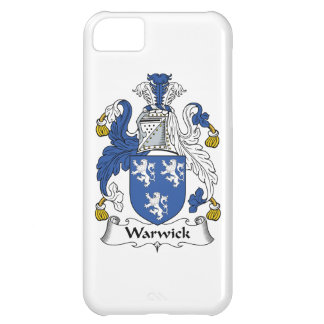 Escudo de la familia de Warwick