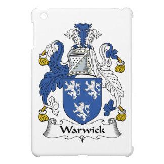 Escudo de la familia de Warwick iPad Mini Cobertura