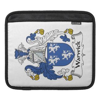 Escudo de la familia de Warwick Manga De iPad