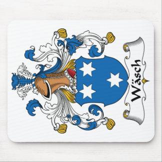 Escudo de la familia de Wasch Mousepads