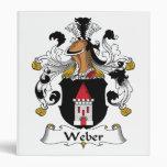 Escudo de la familia de Weber