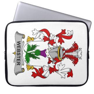 Escudo de la familia de Webster Mangas Computadora
