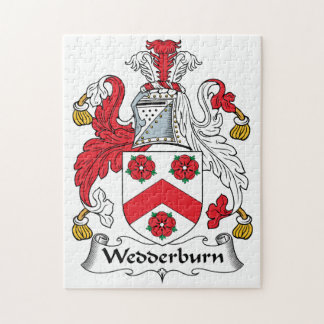 Escudo de la familia de Wedderburn Puzzles Con Fotos