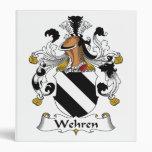 Escudo de la familia de Wehren