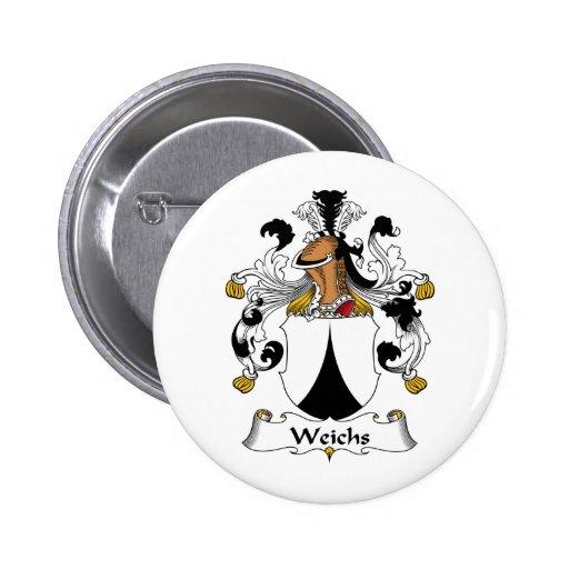 Escudo de la familia de Weichs Pin