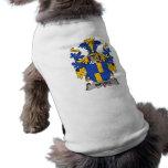 Escudo de la familia de Weigel Ropa De Perro