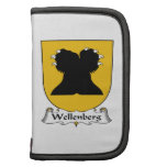 Escudo de la familia de Wellenberg Organizadores