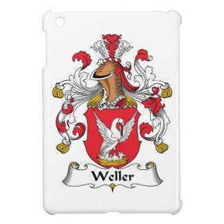 Escudo de la familia de Weller iPad Mini Cárcasa