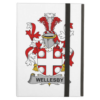 Escudo de la familia de Wellesby
