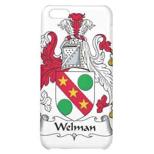 Escudo de la familia de Welman