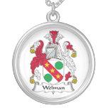 Escudo de la familia de Welman Joyerías