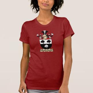 Escudo de la familia de Wendlinger Camisetas
