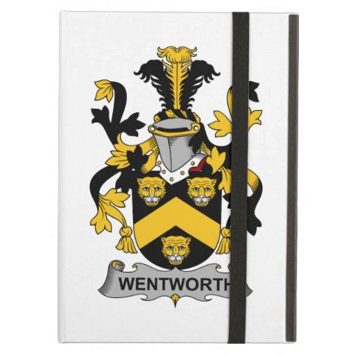 Escudo de la familia de Wentworth