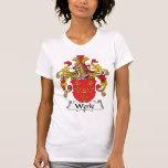 Escudo de la familia de Werle Camiseta