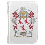 Escudo de la familia de Wesel