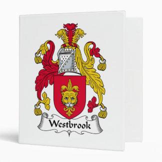 Escudo de la familia de Westbrook