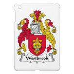 Escudo de la familia de Westbrook iPad Mini Fundas