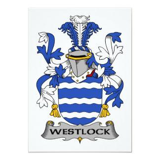 Escudo de la familia de Westlock