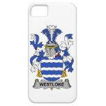 Escudo de la familia de Westloke iPhone 5 Protector