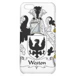 Escudo de la familia de Weston
