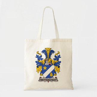 Escudo de la familia de Wetterstedt Bolsa De Mano