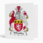 Escudo de la familia de Wheatley
