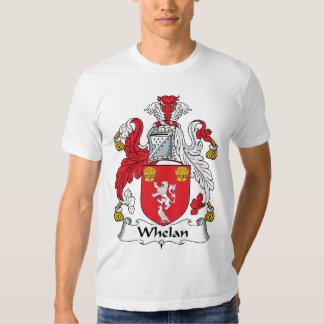 Escudo de la familia de Whelan Camisas
