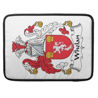 Escudo de la familia de Whelan Funda Para Macbooks