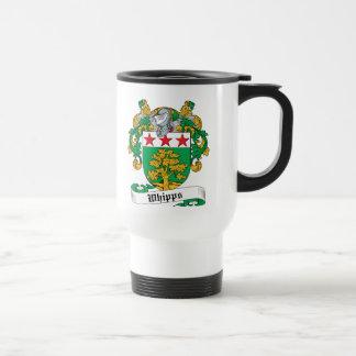 Escudo de la familia de Whipps Taza De Café