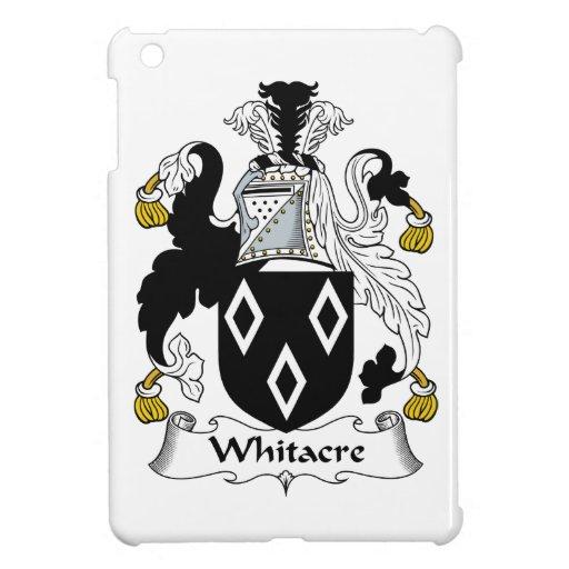 Escudo de la familia de Whitacre