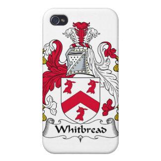 Escudo de la familia de Whitbread iPhone 4 Fundas