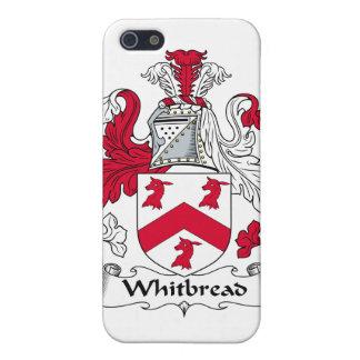 Escudo de la familia de Whitbread iPhone 5 Carcasa