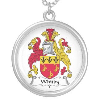Escudo de la familia de Whitby Colgante