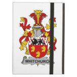Escudo de la familia de Whitchurch
