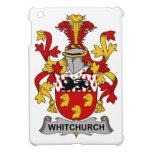 Escudo de la familia de Whitchurch iPad Mini Protectores