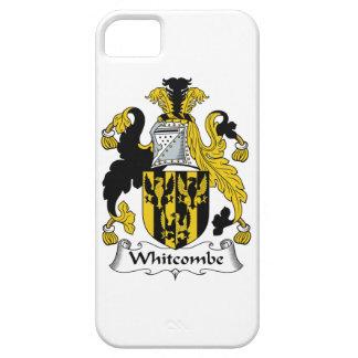 Escudo de la familia de Whitcombe iPhone 5 Protector